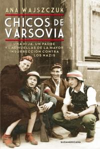 megustaleer - Chicos de Varsovia - Ana Wajszczuk