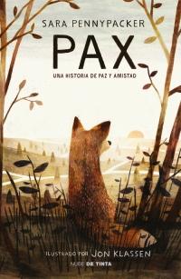 megustaleer - Pax - Sara Pennypacker