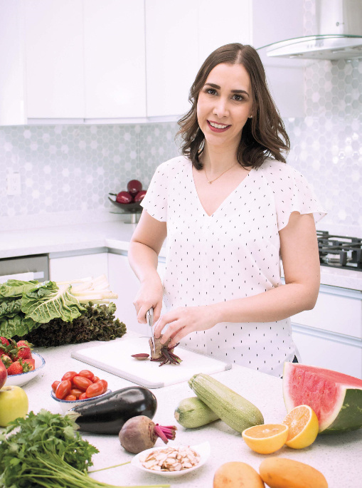 Chef Karla Hernández
