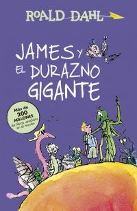 James y el durazno gigante - Megustaleer Chile