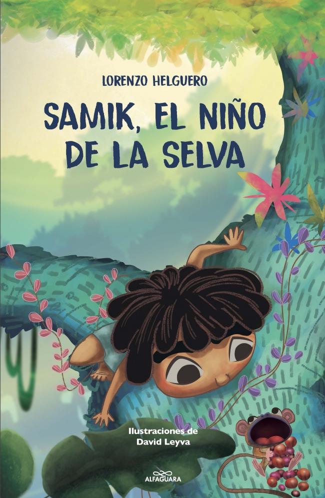 Samik el niño de la selva -