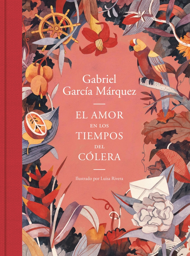 El amor en los tiempos del cólera (edición ilustrada