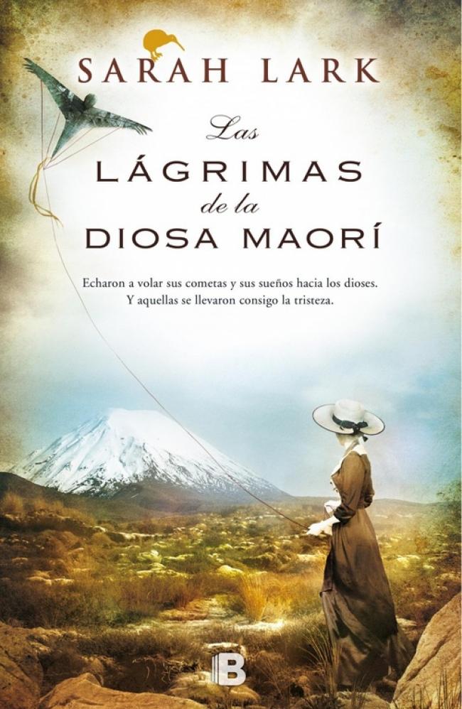 Las lágrimas de la Diosa maorí (Trilogía del árbol Kauri 3) - Sarah ...