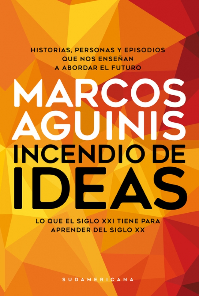 Incendio de ideas - Megustaleer Argentina