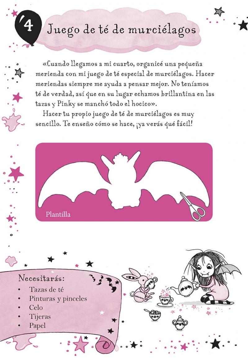 megustaleer - Isadora Moon y las manualidades mágicas - Harriet Muncaster.  Previous; Next