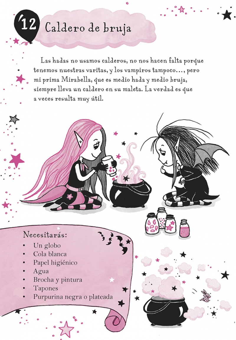 megustaleer - Isadora Moon y las manualidades mágicas - Harriet Muncaster.  Previous; Next